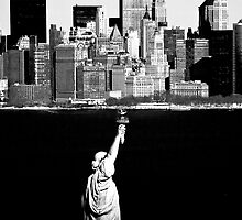Statue of Liberty by Michael Grohs