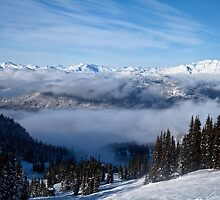 Above the Clouds by Ron Finkel