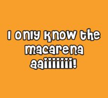 Macarena by Daniel Wake