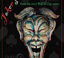 Wall of Clay by Patricia Anne McCarty-Tamayo