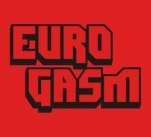 Eurogasm car sticker, stanced, slammed, static T-Shirt