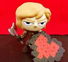 Tyrion Valentines by FendekNaughton