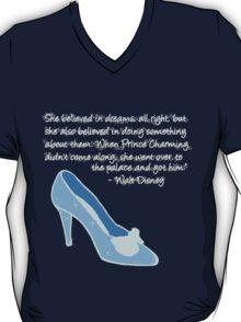 Cinderella Got Her Prince  T-Shirt