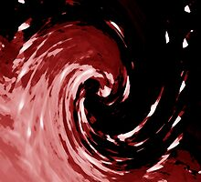 Red wave by Rachel Counts