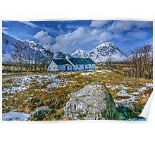 Blackrock Cottage Poster