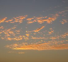 Morning Sky by ixiaking