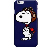Aviator Snoopy iPhone Case/Skin