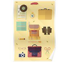 Moonrise Kingdom: Collection Print Poster
