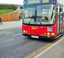 London Bus  by alexaldham