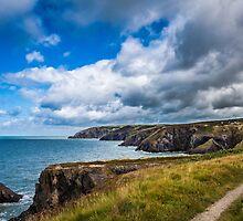 Pembrokeshire Coastal Path by Zoe Gladwin