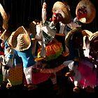 string puppets - títeres by Bernhard Matejka