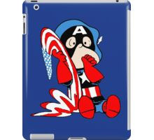 Captain America Linus iPad Case/Skin