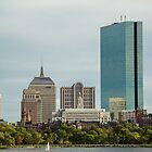 Downtown Boston by Eti Reid