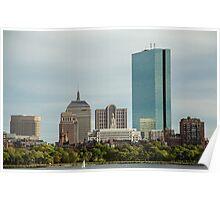 Downtown Boston Poster