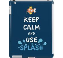 Splash iPad Case/Skin