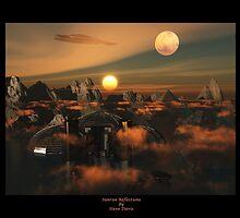 Sunrise Reflections by Steve Davis