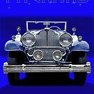 1932 Packard Victoria Convertible by DaveKoontz