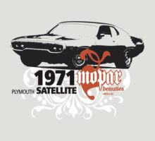 Plymouth Satellite by elleks