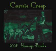 Carnie Creep Shirt by Sharaya Brooks