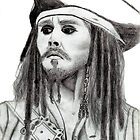 jack sparrow by chanel o halloran