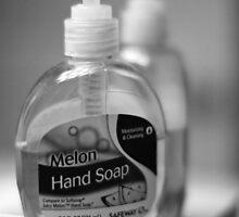 Soap Dispenser 12:46 Sunday Afternoon by Thad Zajdowicz