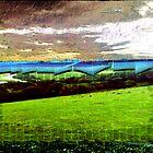 Broken Landscape II by Gal Lo Leggio