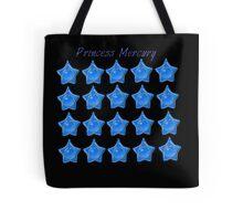 Princess Mercury, Sailor Mecury, sailor moon blue star locket  Tote Bag