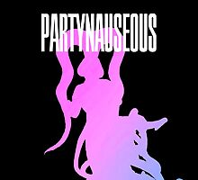 PARTYNAUSEOUS by Tom Shearsmith