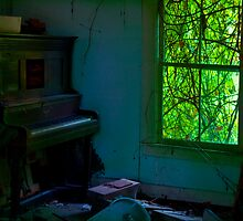 The Music Room by Glenn-Patrick Ferguson