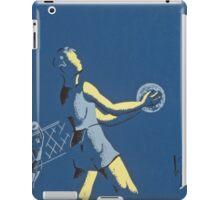 Athletics - Basketball iPad Case/Skin