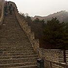 The Great Wall Of China At Badaling - 6 © by © Hany G. Jadaa © Prince John Photography
