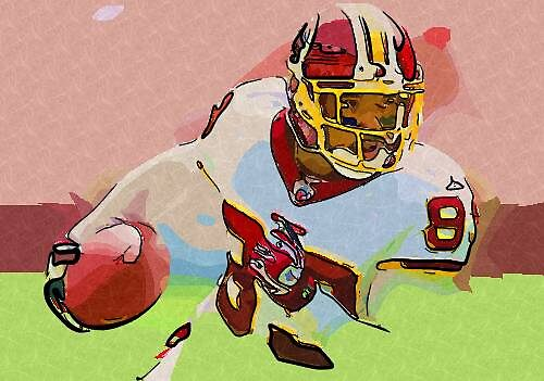 Santana Moss in Action by tmn67