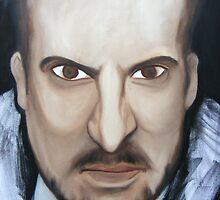 Evil Derren... by peyote