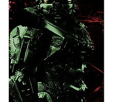 Master Chief (halo) by mLenderSan
