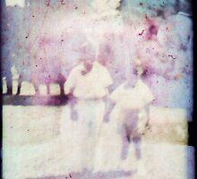 Haunted Brothers by Andrea Barnett