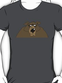 Disgruntled bear T-Shirt
