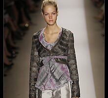 Dennis Basso - New York Fashion Week - Spring 2009 by digitalfrog