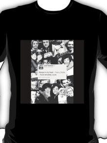 larry stylinson collage  T-Shirt