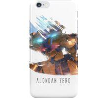 ALD.noah Zero Alternate iPhone Case/Skin