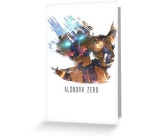 ALD.noah Zero Alternate Greeting Card