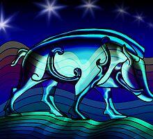 The Boar  by Matthew Scotland