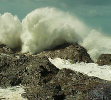 Rough Seas by Tim Everding