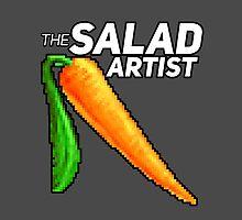 The Salad Artist - Video Game Carrot by SaladArtist
