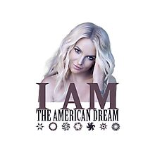 American Dream Photographic Print