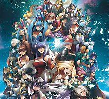 Women of League of Legends by RBSTORESSX