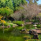 Japanese Garden by Jason Asher