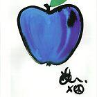 Sarah's Apple by Lasaration