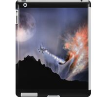 Escaping A Black Hole iPad Case/Skin