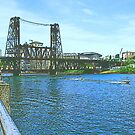 Postcard from Portland by Zolton