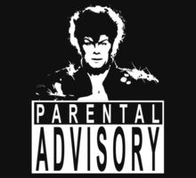 Parental Advisory (Vietnamese Import) by stuartm65